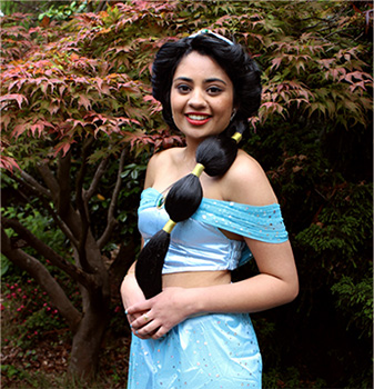 Princess Jasmine Character